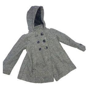 Wool pea coat